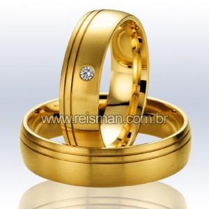 Alianças de Ouro Baratas
