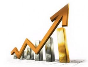 Aumento Preço do Ouro